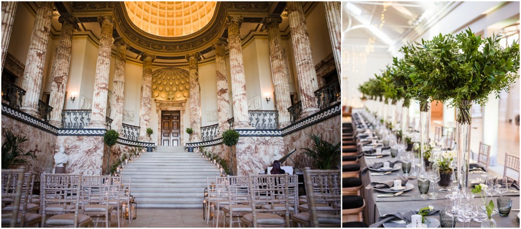 Opportunities to view Holkham Hall as your potential wedding venue.