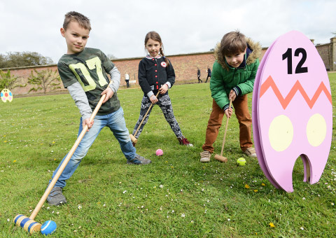 Easter at Holkham | Join us for four days of great 'egg-citing' family fun over Easter. | Holkham Hall, Wells next the Sea, Norfolk, North Norfolk