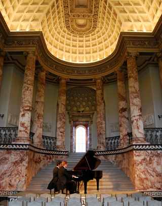 Angela Hewitt Concert, Holkham Hall, Marble Hall | Angela Hewitt is returning to the Marble Hall for a second visit by popular demand. | concert, classical music, music