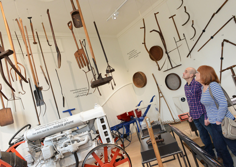 Family fun in Norfolk at Holkham's new Field to Fork interactive exhibition