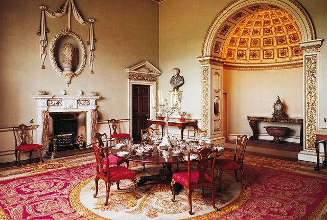 The State Rooms, Holkham Hall