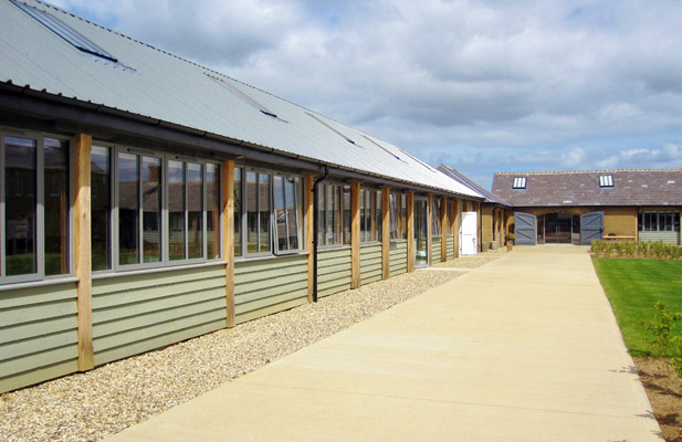 Holkham Studios, a new north Norfolk commercial environment in a historic landscape